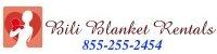BiliBlanket Rentals